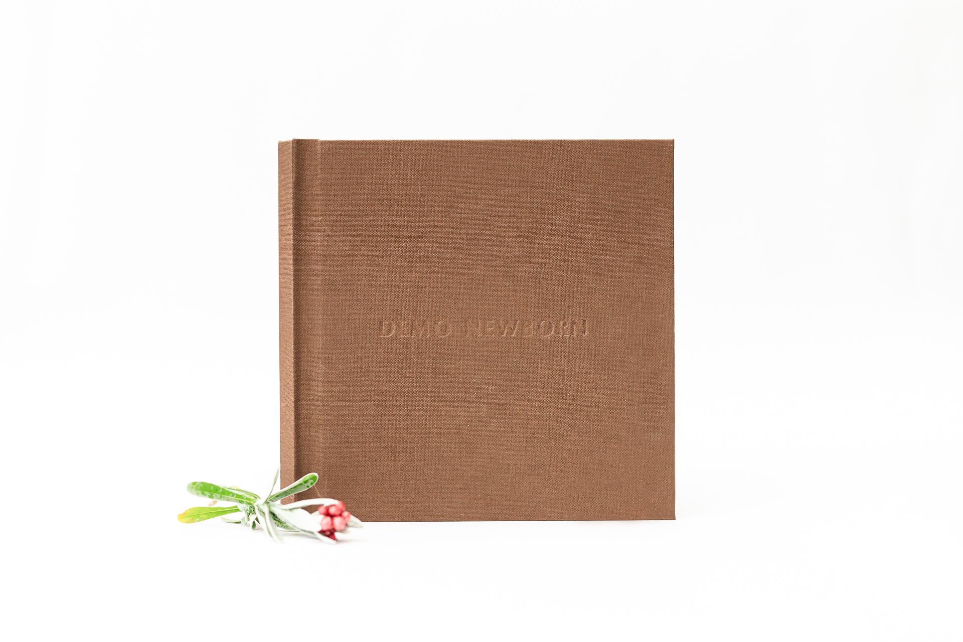 Foto producten voor een tastbare herinnering. 20x20 fineart album met embossing en 10 spreads