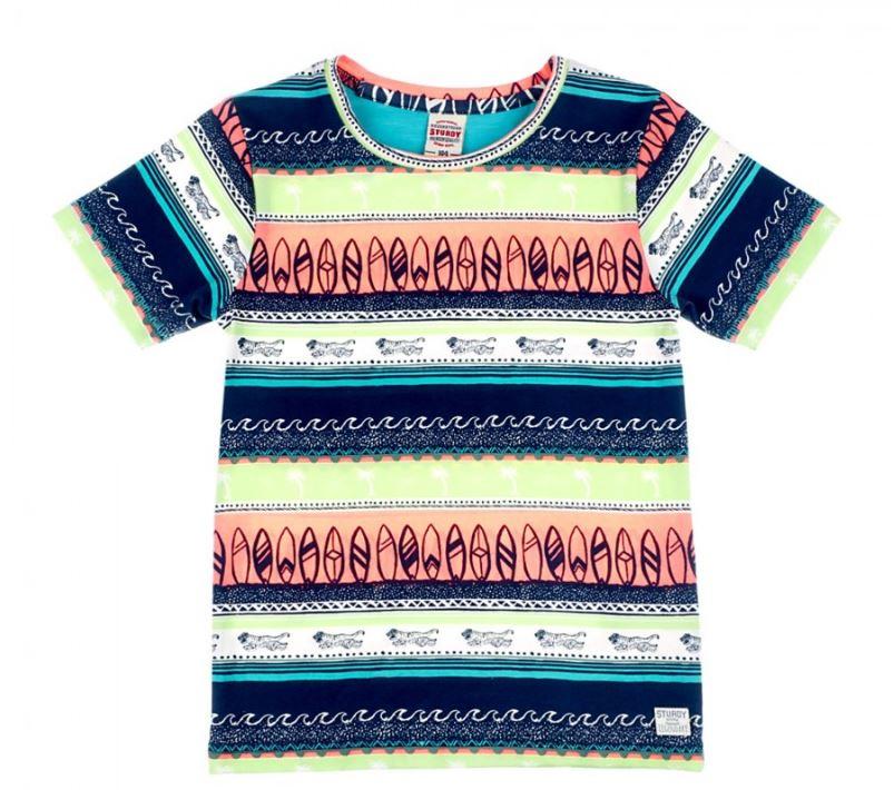 sturdy - stoete jongens kleren - hippe kleuren -