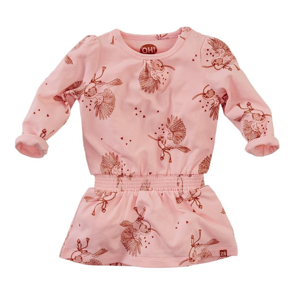 z8 - newborn - roze jurk - newbornfotograaf eindhoven son en breugel blog tot 10 favoriete baby- en kinderkleding merken