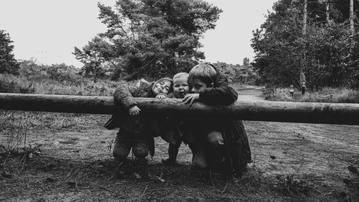 cursus baby- en kinderfotografie - reflectie - lekker buiten - kinderfotografie