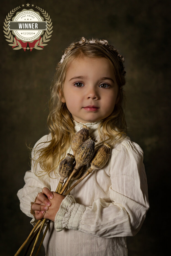 AFNS primecontest, award winnende foto, fine-art fotografie, kinderportret